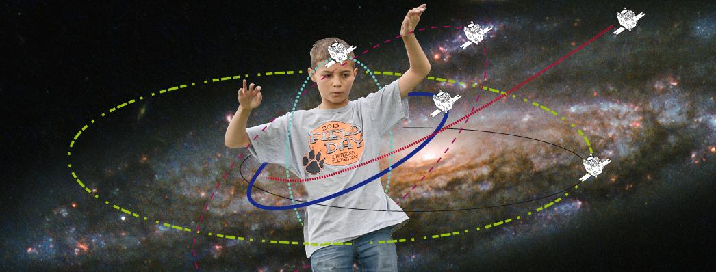 Les satellites à votre service