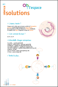 Page solutions parcours Ludilab'Oh l'Espace