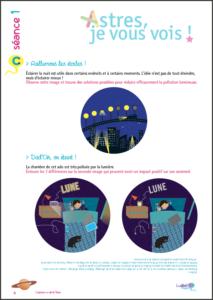 Exemple de jeux papiers parcours ludilab'Oh l'Espace